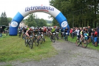 Start do CROSS BIKE, fot. M. Wojnar